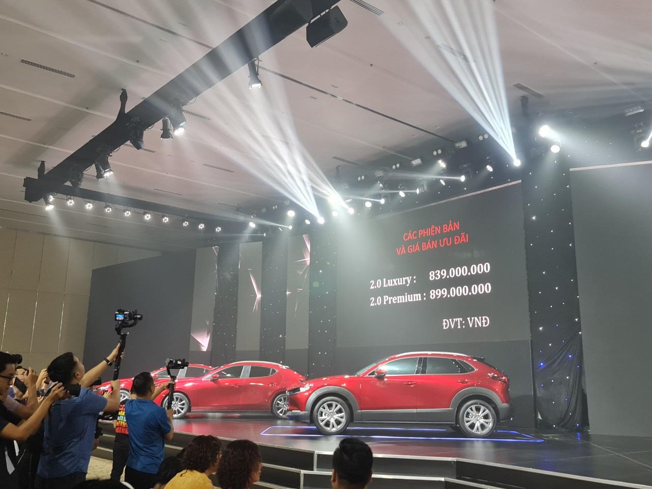 """Quảng Nam: Tỷ phú Trần Bá Dương ra dòng xe Mazda CX-30 """"thế hệ mới - đẳng cấp mới"""".   - Ảnh 3."""