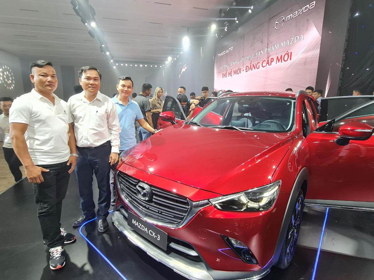 """Quảng Nam: Tỷ phú Trần Bá Dương ra dòng xe Mazda CX-30 """"thế hệ mới - đẳng cấp mới"""".   - Ảnh 4."""