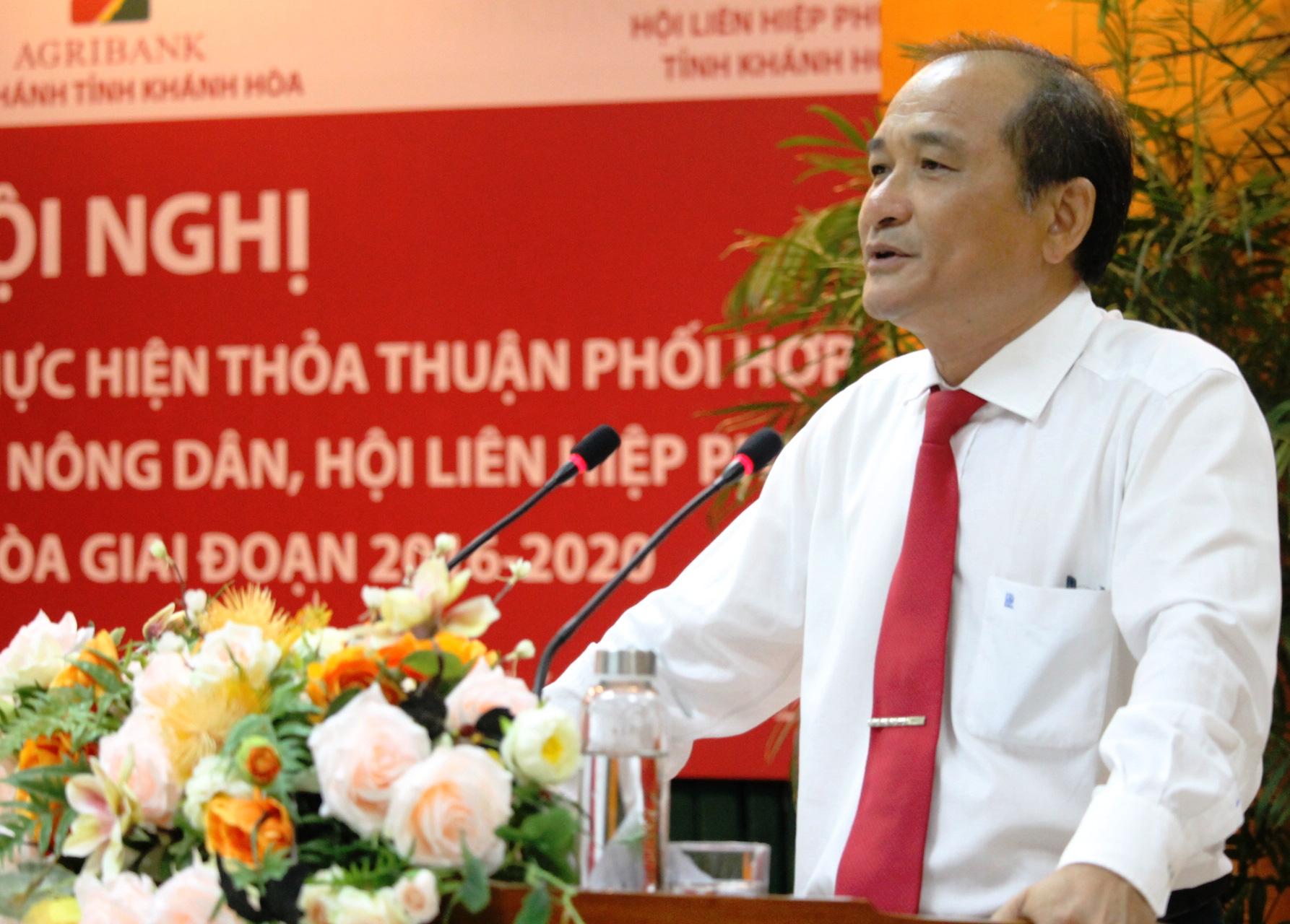 Agribank Khánh Hòa đã giải ngân 2.578 tỷ đồng - Ảnh 2.