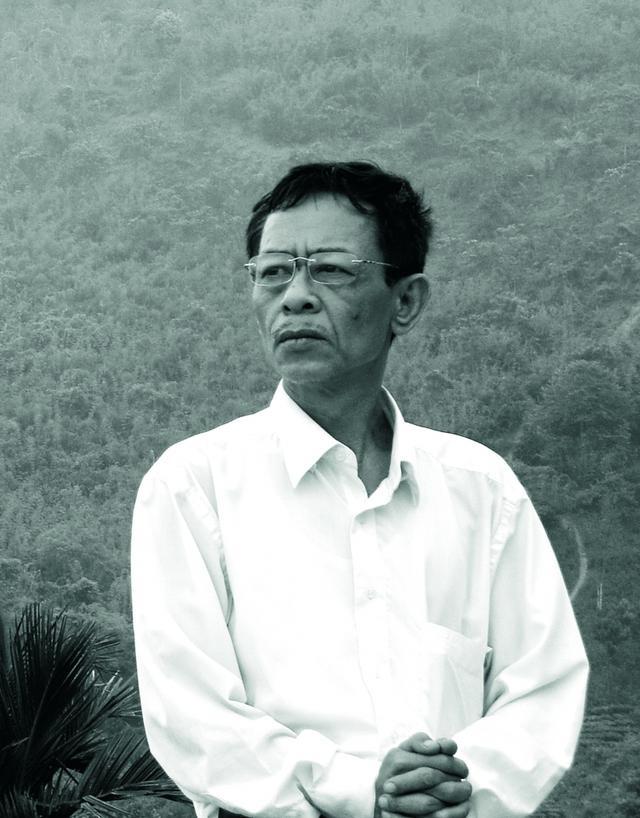 Nhà thơ Hoàng Nhuận Cầm qua đời - Ảnh 1.