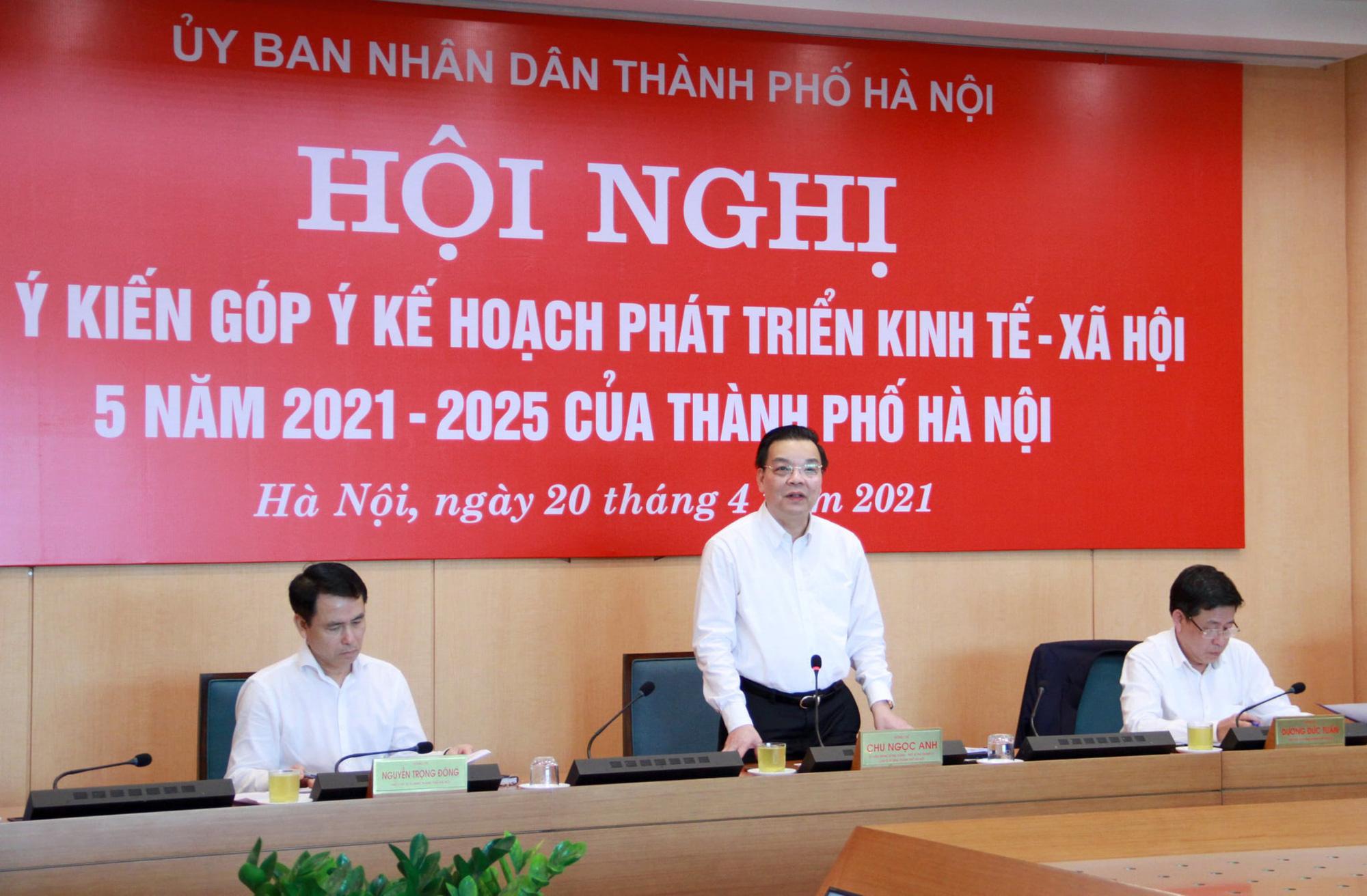 Trong 5 năm tới, Hà Nội sẽ phát triển như thế nào? - Ảnh 1.