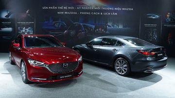 Mazda 6 trẻ trung, nhiều tiện ích - Ảnh 1.