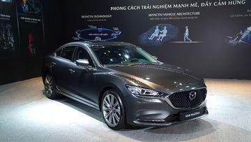 Mazda 6 trẻ trung, nhiều tiện ích - Ảnh 2.