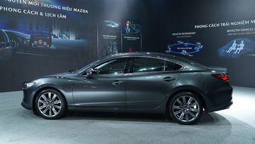 Mazda 6 trẻ trung, nhiều tiện ích - Ảnh 7.