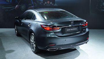 Mazda 6 trẻ trung, nhiều tiện ích - Ảnh 8.