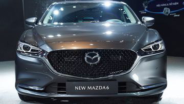 Mazda 6 trẻ trung, nhiều tiện ích - Ảnh 3.