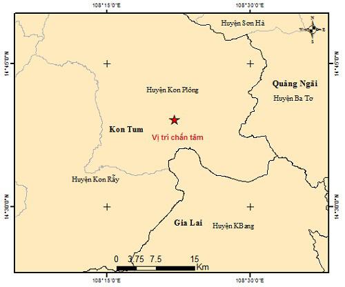 Kon Tum: 6 ngày 3 trận động đất, chuyên gia nói, giờ mới có, trước Tây Nguyên rất yên tĩnh  - Ảnh 1.