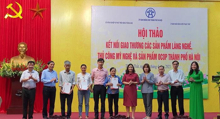"""Hà Nội dẫn đầu cả nước với hơn 1.000 sản phẩm được """"gắn sao"""" OCOP - Ảnh 4."""