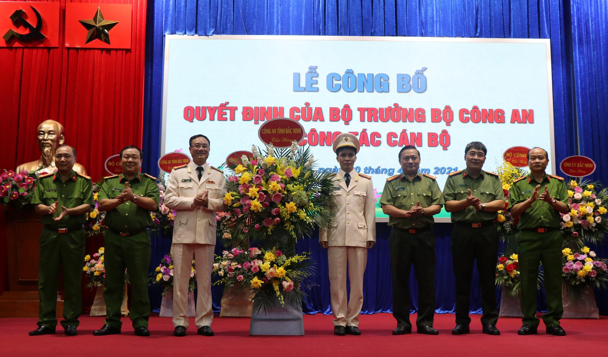 Đại tá Bùi Duy Hưng giữ chức Giám đốc Công an tỉnh Bắc Ninh - Ảnh 2.