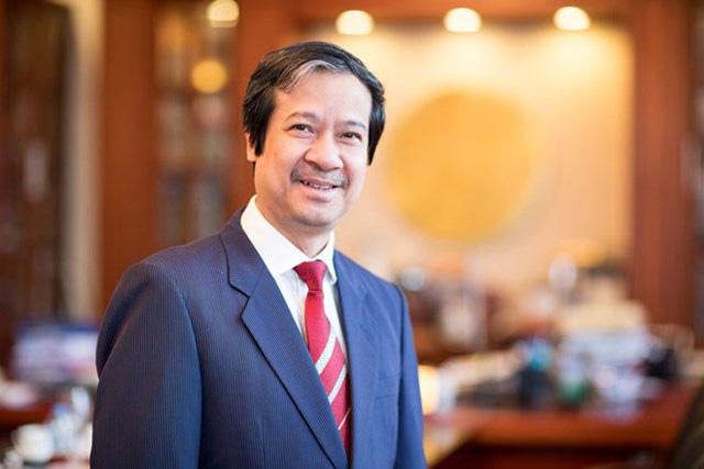 Bộ trưởng Bộ GD-ĐT Nguyễn Kim Sơn và 12 Bộ trưởng ứng cử ĐBQH tại đâu? - Ảnh 1.