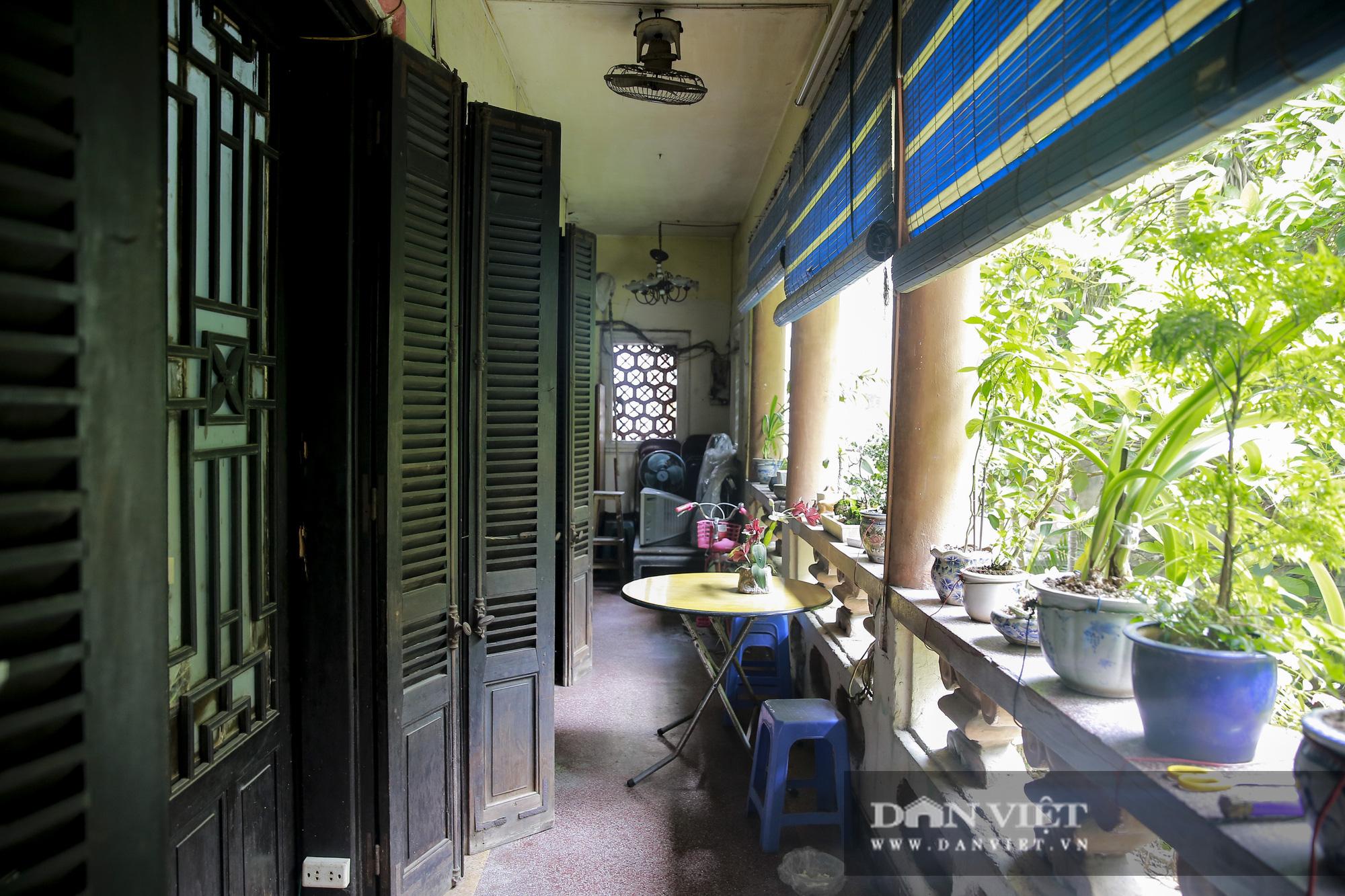 Khám phá ngôi nhà vườn xuyên phố duy nhất ở phố cổ Hà Nội - Ảnh 7.