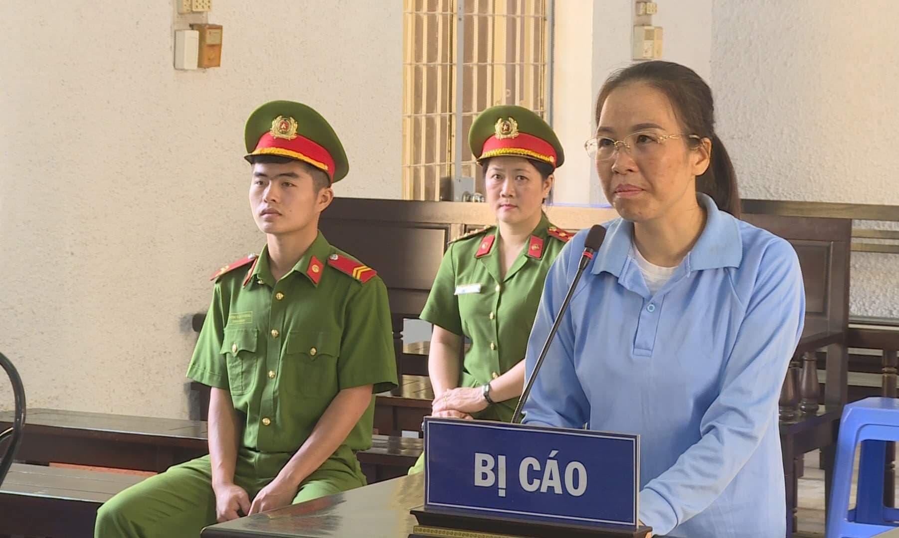 """Giả danh cán bộ Bộ Công an, nữ quái U50 tiếp tục vào tù vì tội """"Lừa đảo chiếm đoạt tài sản"""" - Ảnh 1."""