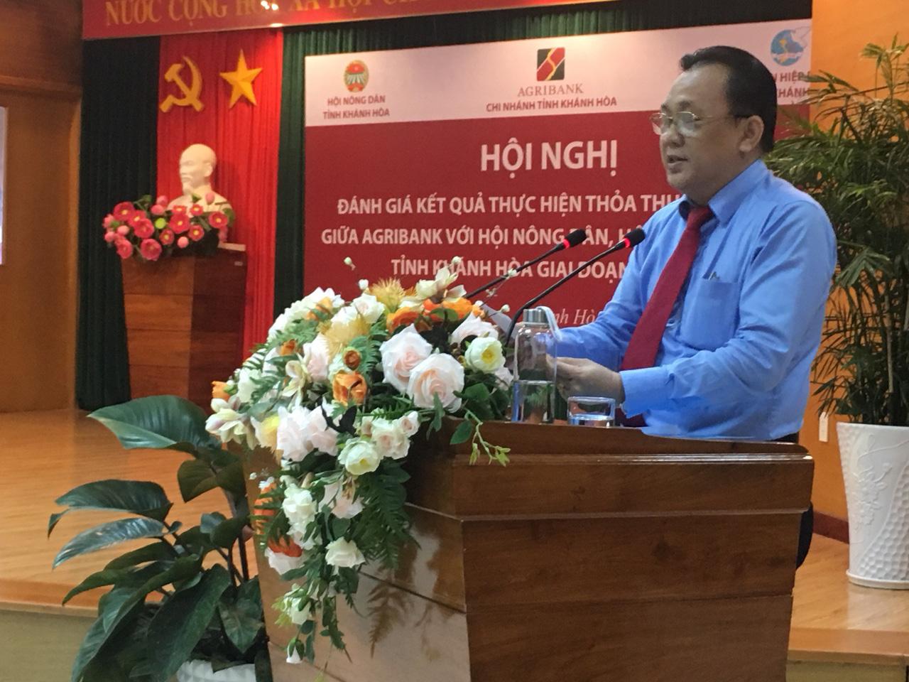 Agribank Khánh Hòa đã giải ngân 2.578 tỷ đồng - Ảnh 1.