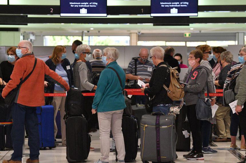 Bong bóng du lịch tại Úc-New Zealand bắt đầu được triển khai, lượng du khách không đồng đều - Ảnh 1.
