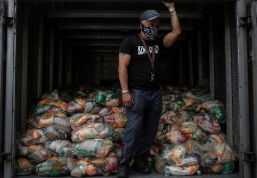 Chương trình Lương thực Thế giới đạt được thỏa thuận với Venezuela để cung cấp thực phẩm cho 185.000 trẻ em  - Ảnh 3.