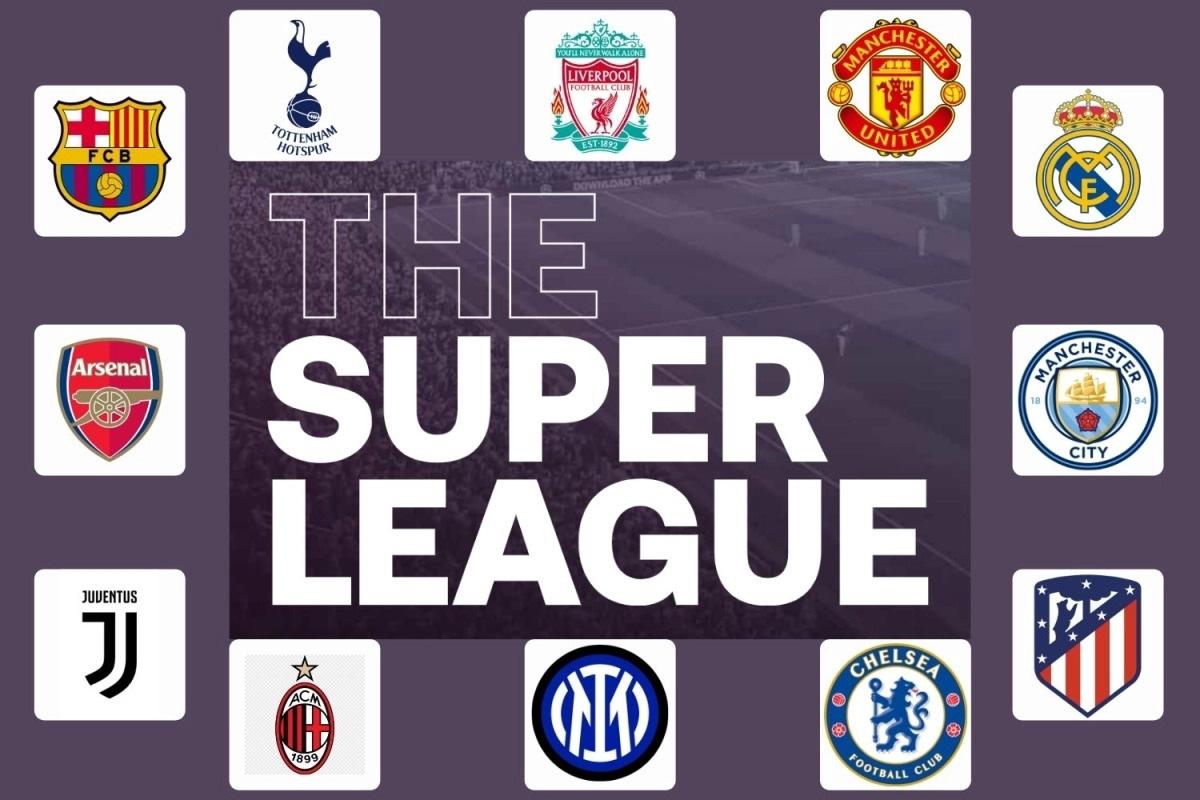 """Sir Alex gọi Super League là """"dấu chấm hết"""" cho bóng đá - Ảnh 2."""