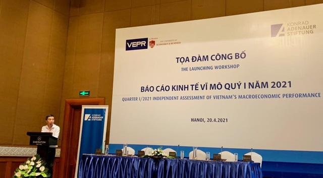 """""""Việt Nam nhiều thách thức trong môi trường kinh tế thế giới bất ổn"""" - Ảnh 1."""