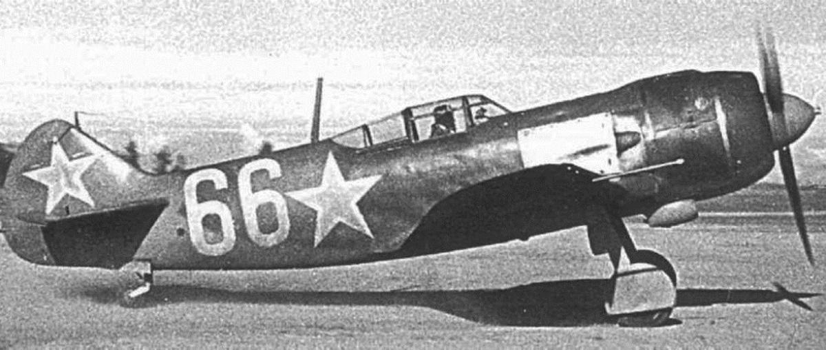 Chỉ có 1 tay, phi công Liên Xô nào vẫn lái máy bay trong Thế chiến II? - Ảnh 2.