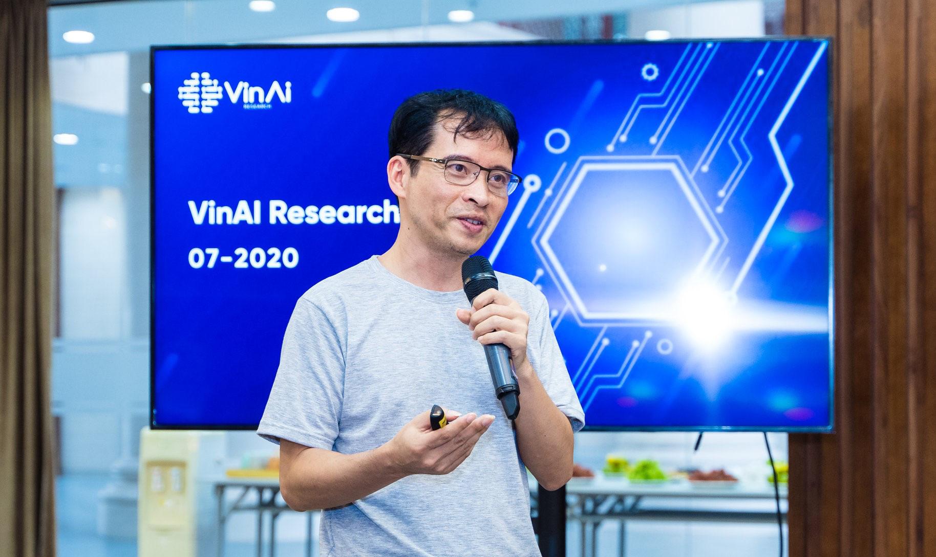 VinAI tiên phong nâng cấp đổi mới sáng tạo tại khu vực Đông Nam Á với siêu máy tính mạnh nhất Việt Nam - Ảnh 2.