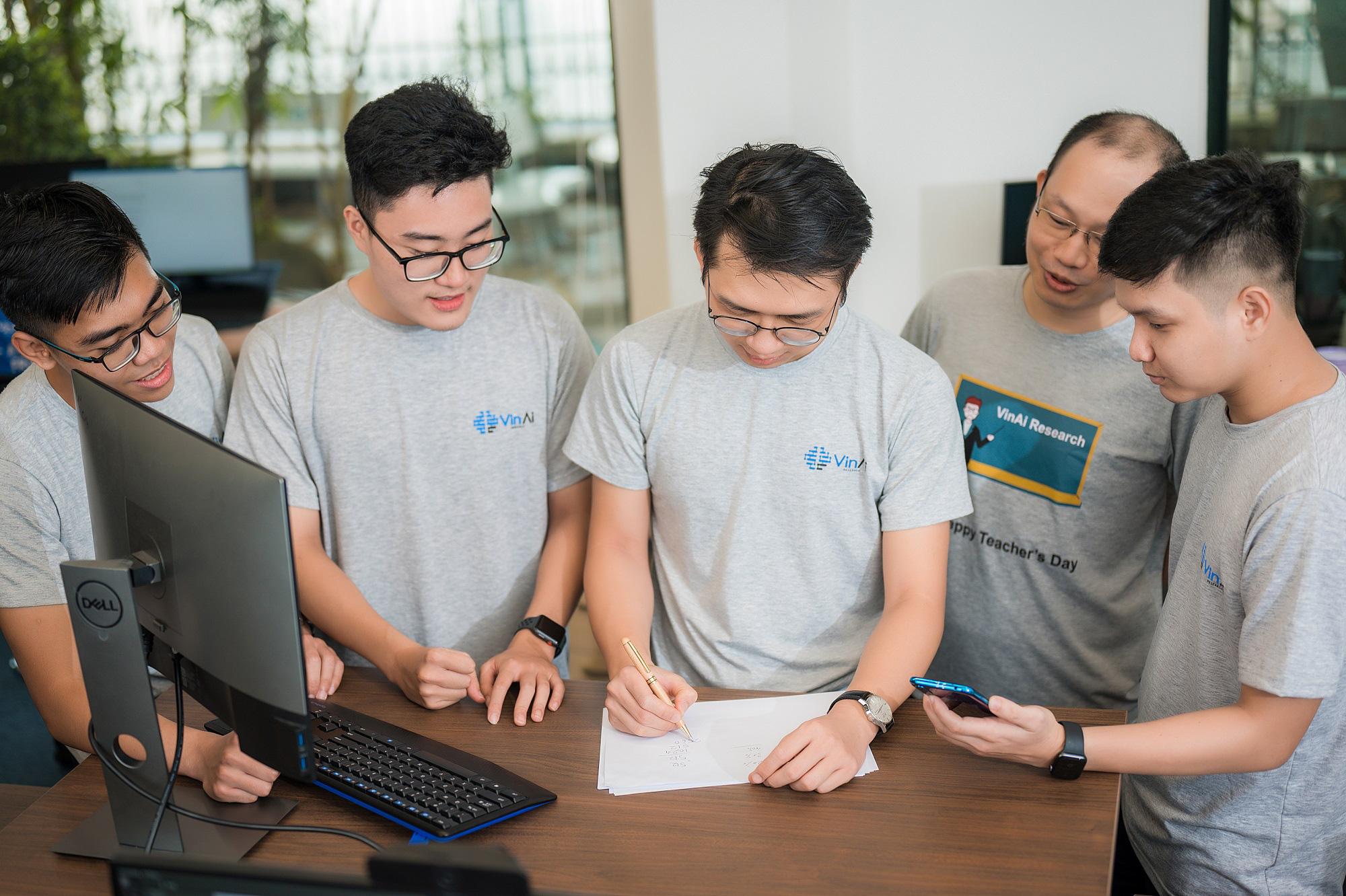 VinAI tiên phong nâng cấp đổi mới sáng tạo tại khu vực Đông Nam Á với siêu máy tính mạnh nhất Việt Nam - Ảnh 1.