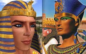 Lộ lý do cả nam, nữ Ai Cập cổ đại rất thích trang điểm - Ảnh 1.