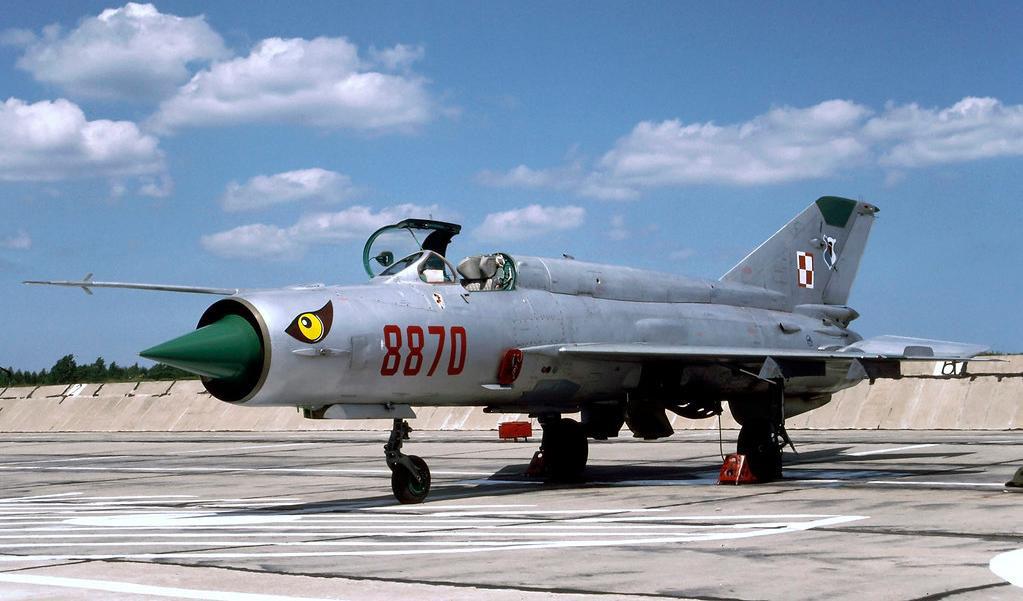 Việt Nam từng biên chế số lượng lớn MiG-21Bis, phiên bản mạnh ngang F-16 của Mỹ - Ảnh 5.