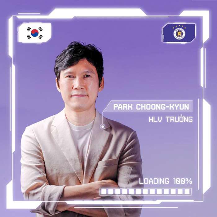 Park Choong-kyun: Tân HLV người Hàn Quốc của Hà Nội FC là ai? - Ảnh 1.