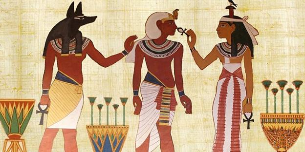 Lộ lý do cả nam, nữ Ai Cập cổ đại rất thích trang điểm - Ảnh 2.