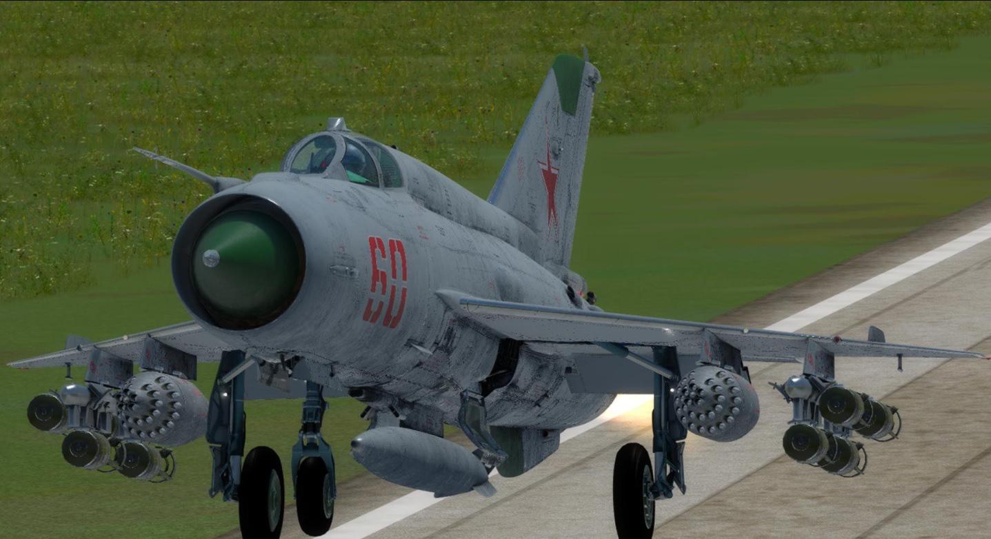 Việt Nam từng biên chế số lượng lớn MiG-21Bis, phiên bản mạnh ngang F-16 của Mỹ - Ảnh 16.