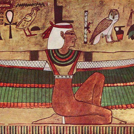 Lộ lý do cả nam, nữ Ai Cập cổ đại rất thích trang điểm - Ảnh 4.