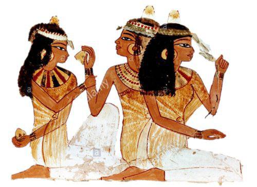 Lộ lý do cả nam, nữ Ai Cập cổ đại rất thích trang điểm - Ảnh 5.