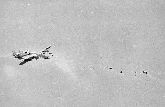 """Sự """"trở về"""" của những máy bay mất tích trong lịch sử  - Ảnh 4."""