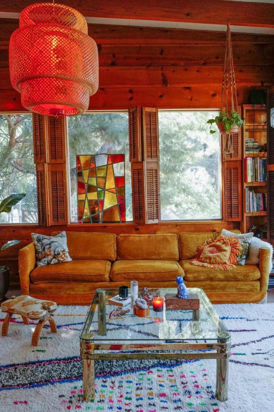 Ngất ngây với ngôi nhà trên núi đáng mơ ước, tinh tế đến từng chi tiết - Ảnh 3.