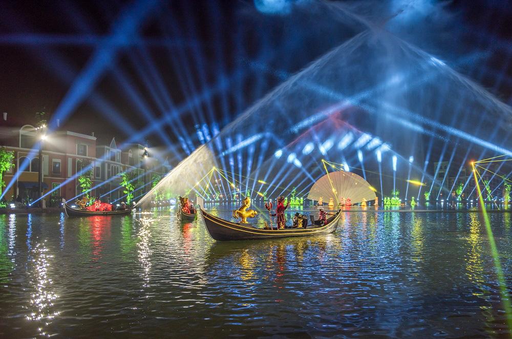 Vingroup khai trương Siêu quần thể nghỉ dưỡng, vui chơi, giải trí hàng đầu Đông Nam Á - Phú Quốc United Center - Ảnh 5.
