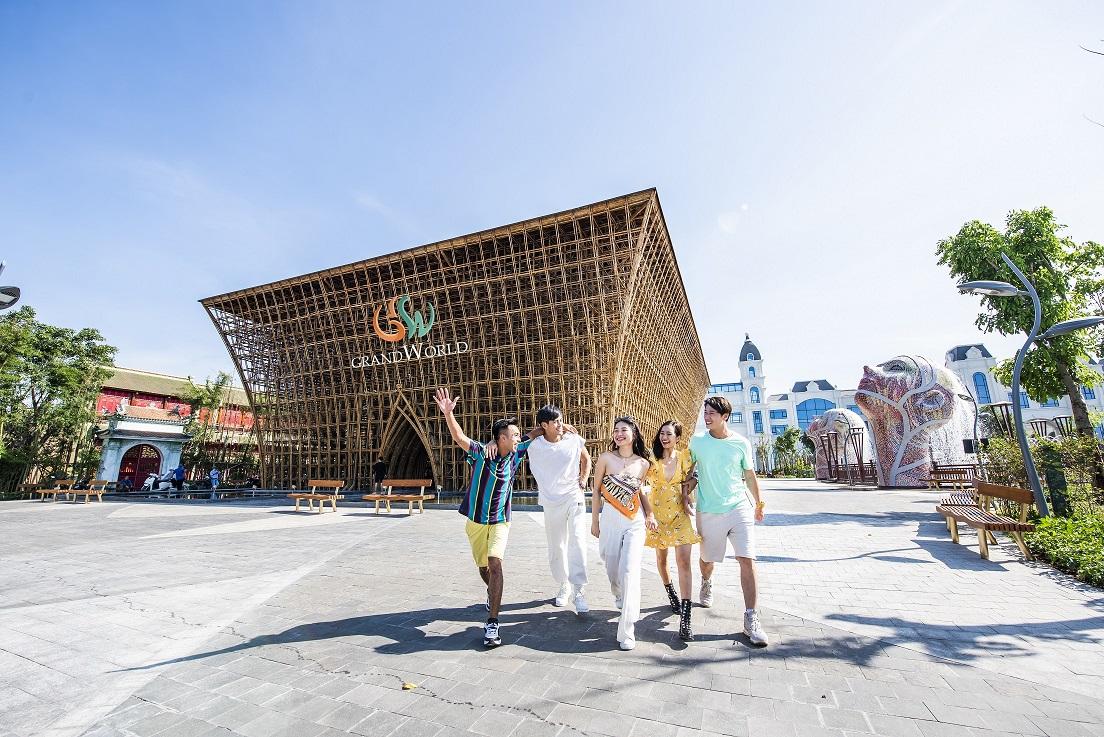Vingroup khai trương Siêu quần thể nghỉ dưỡng, vui chơi, giải trí hàng đầu Đông Nam Á - Phú Quốc United Center - Ảnh 8.