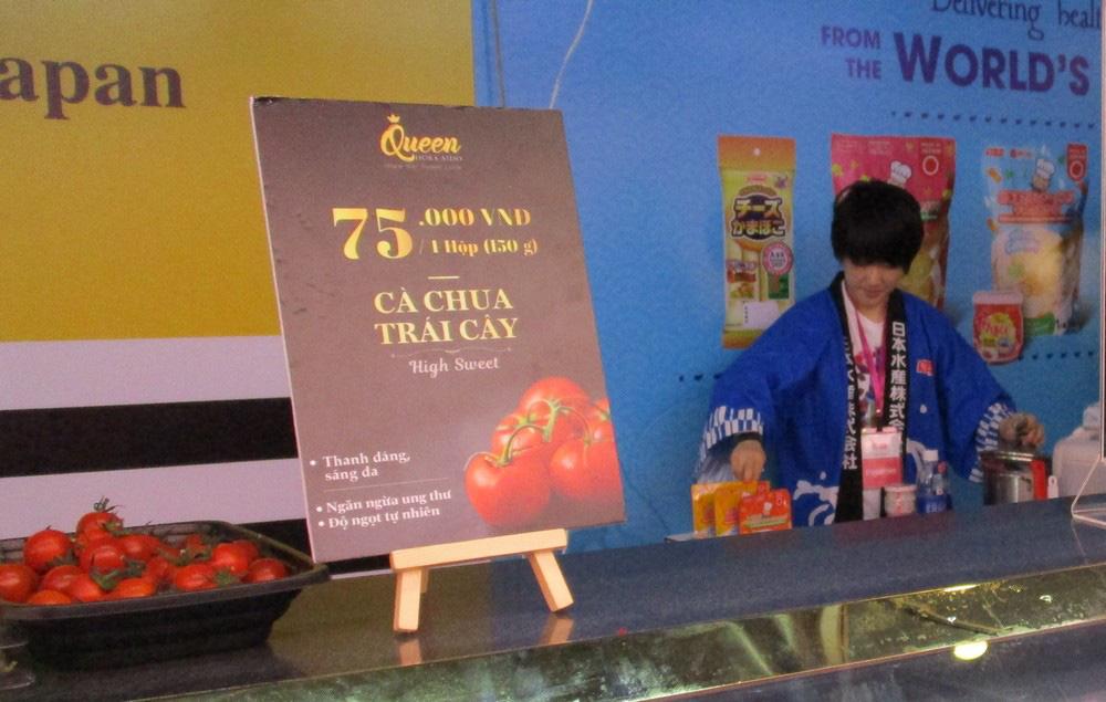 Ngỡ ngàng với loại cà chua Lâm Đồng giá nửa triệu đồng/kg - Ảnh 3.