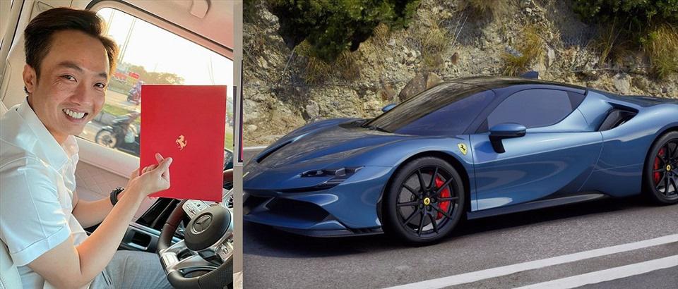 Khám phá siêu xe Ferrari 30 tỉ đồng mà Cường Đô la mê mẩn - Ảnh 1.