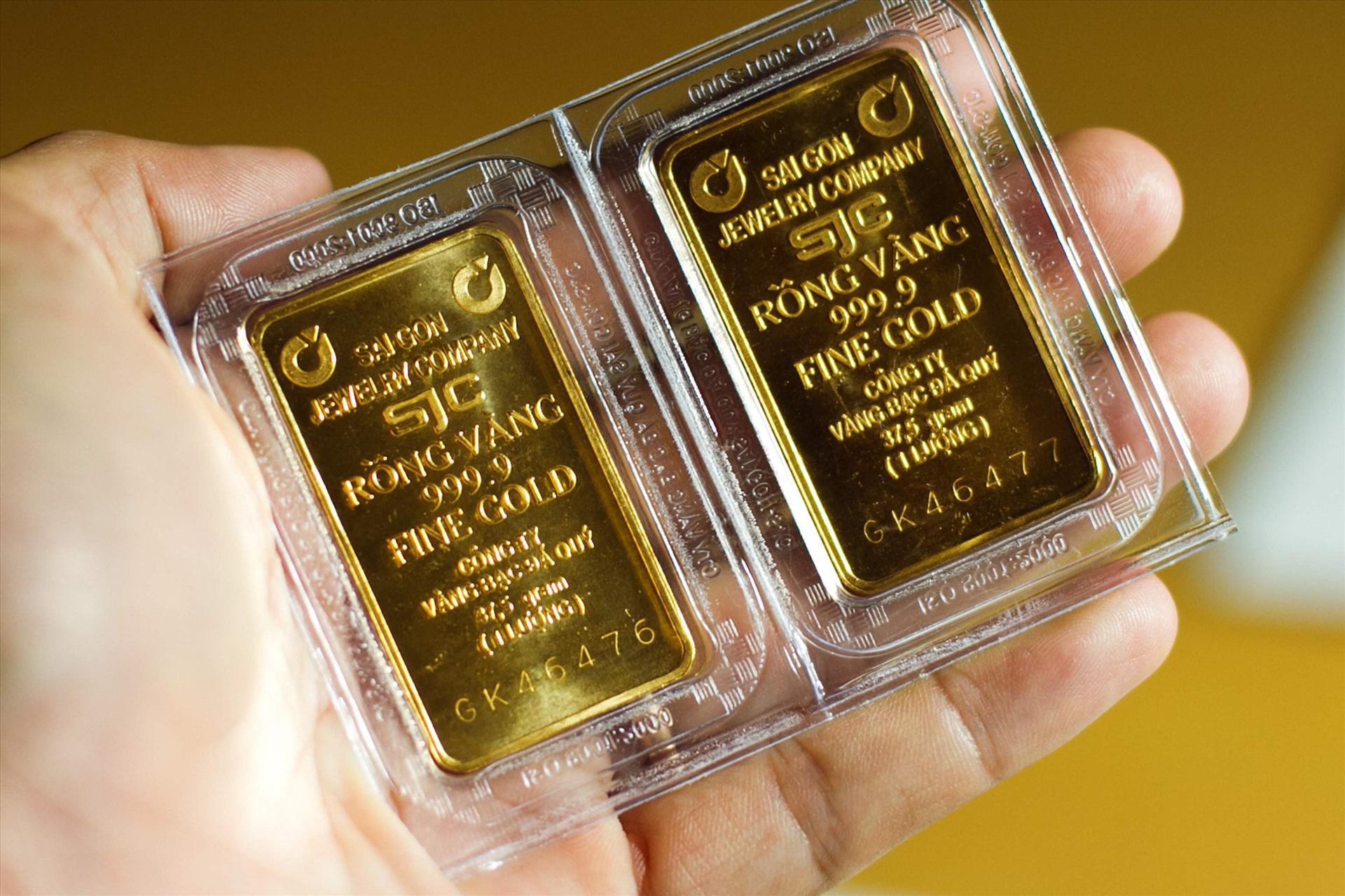 Giá vàng hôm nay 22/4: Tăng vọt, vàng thế giới tiến sát mức 51 triệu đồng/lượng - Ảnh 1.