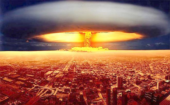 Dân Mỹ lạnh người trước tuyên bố của Lầu Năm Góc về chiến tranh hạt nhân - Ảnh 1.