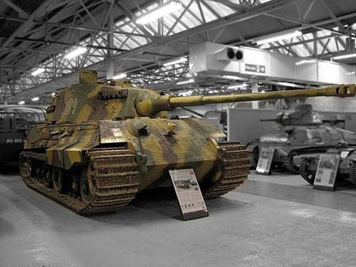 Vua Hổ: Xe tăng vượt thời đại của phát xít Đức, nhưng... - Ảnh 1.