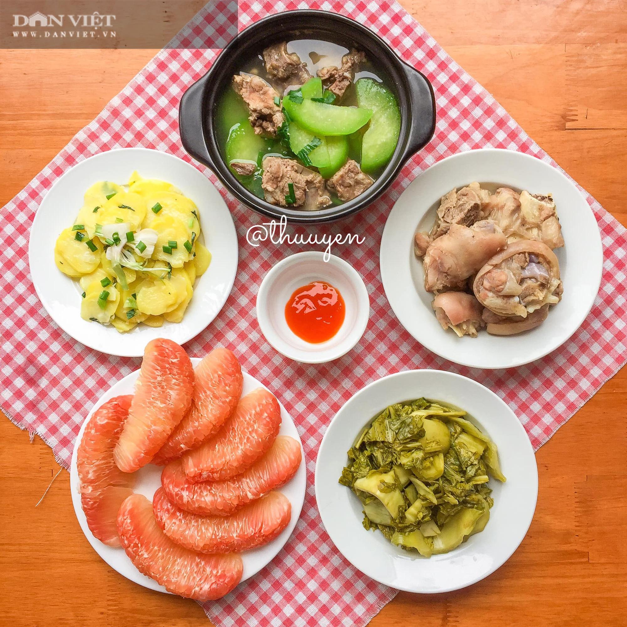 Gợi ý 9 thực đơn cho bữa cơm gia đình xua tan cái nóng của mùa hè - Ảnh 1.