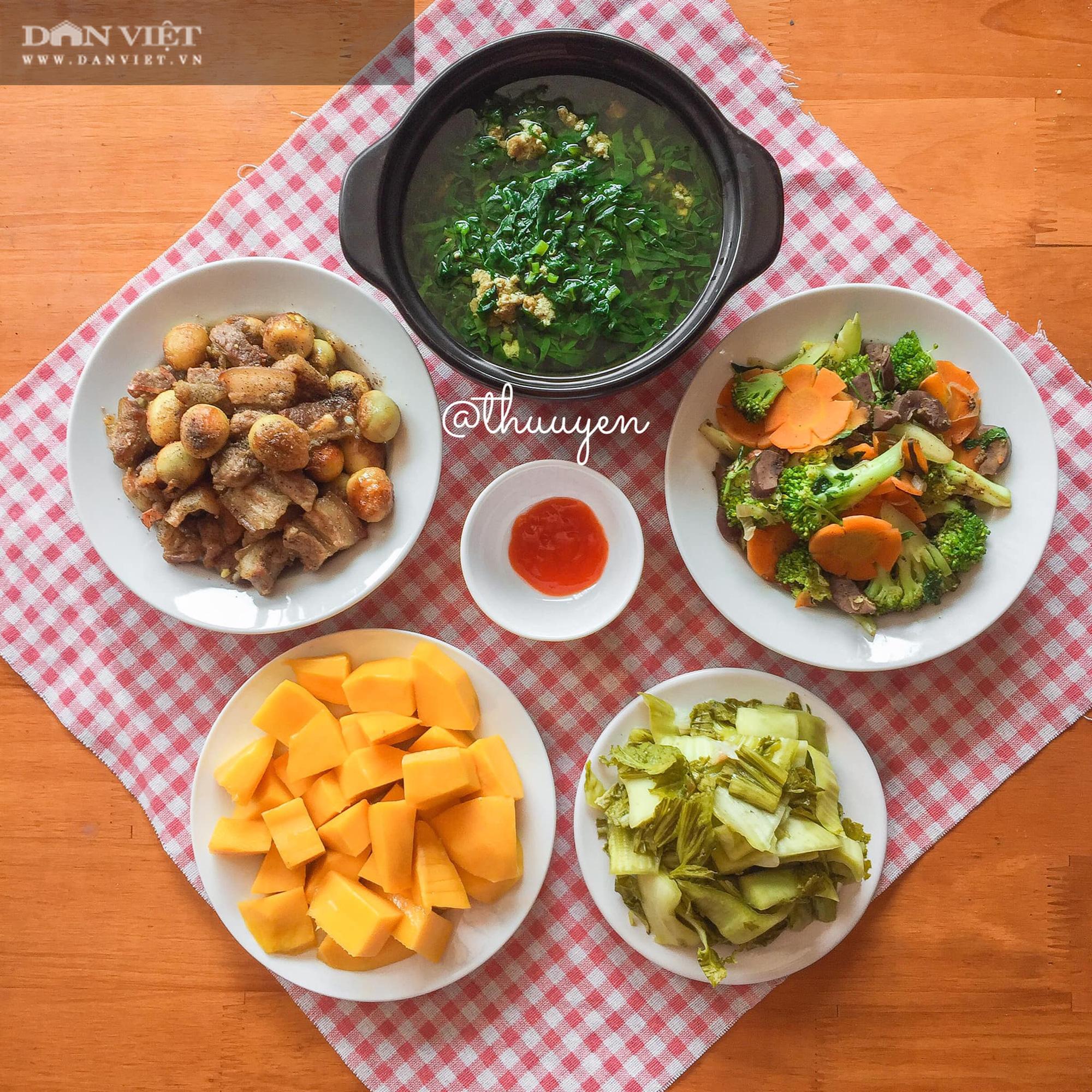 Gợi ý 9 thực đơn cho bữa cơm gia đình xua tan cái nóng của mùa hè - Ảnh 8.