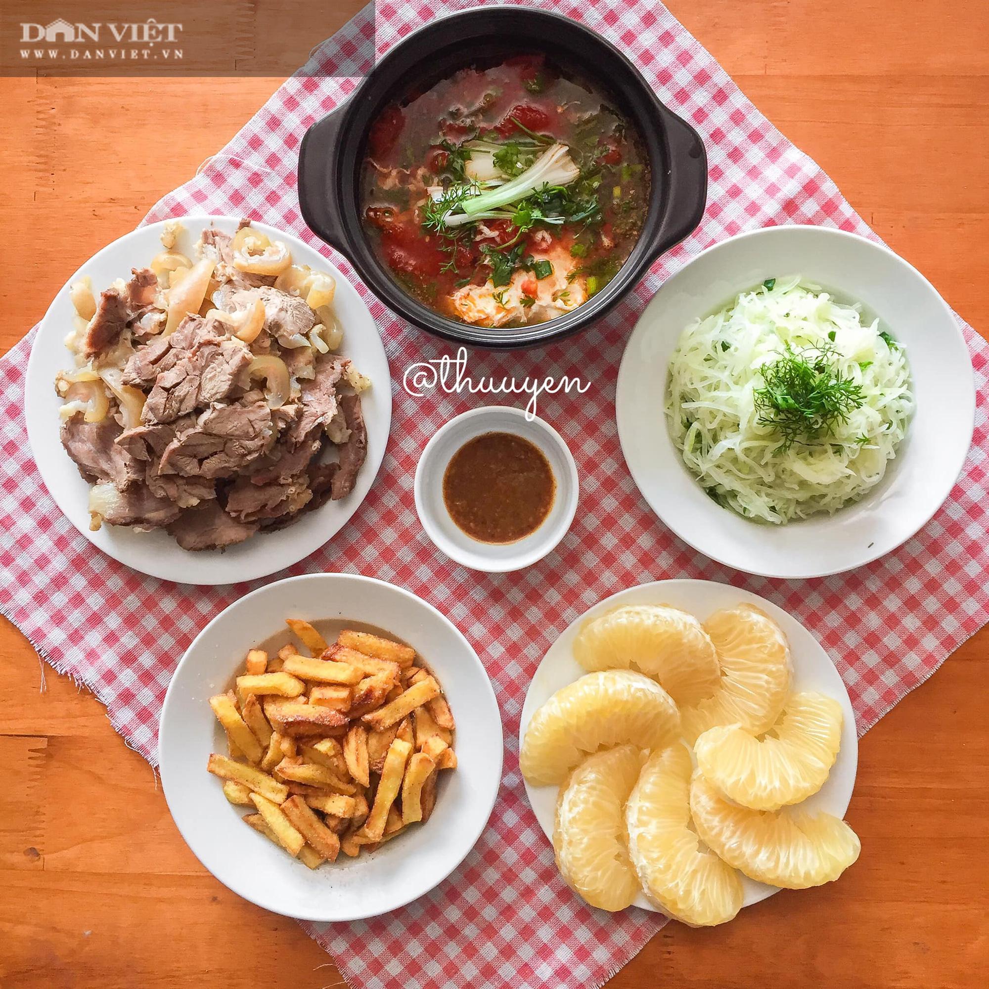 Gợi ý 9 thực đơn cho bữa cơm gia đình xua tan cái nóng của mùa hè - Ảnh 4.