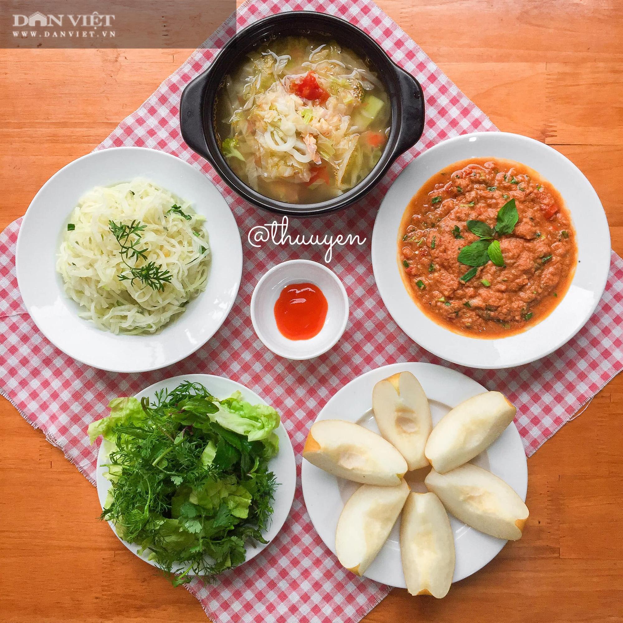 Gợi ý 9 thực đơn cho bữa cơm gia đình xua tan cái nóng của mùa hè - Ảnh 6.