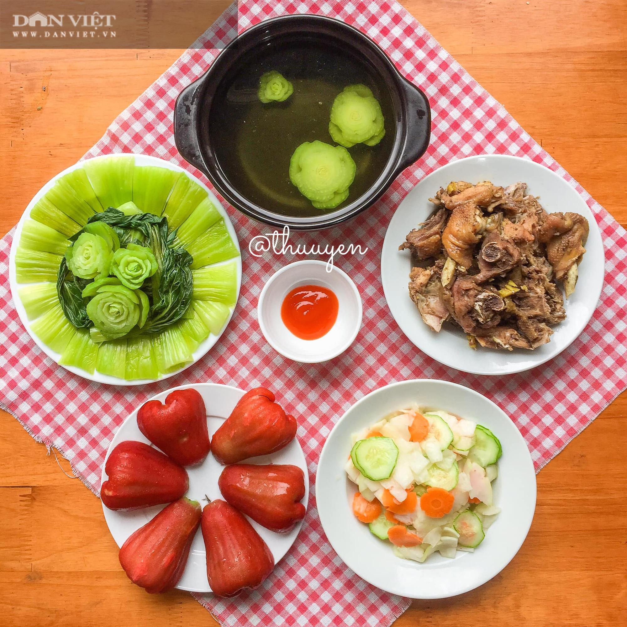 Gợi ý 9 thực đơn cho bữa cơm gia đình xua tan cái nóng của mùa hè - Ảnh 2.