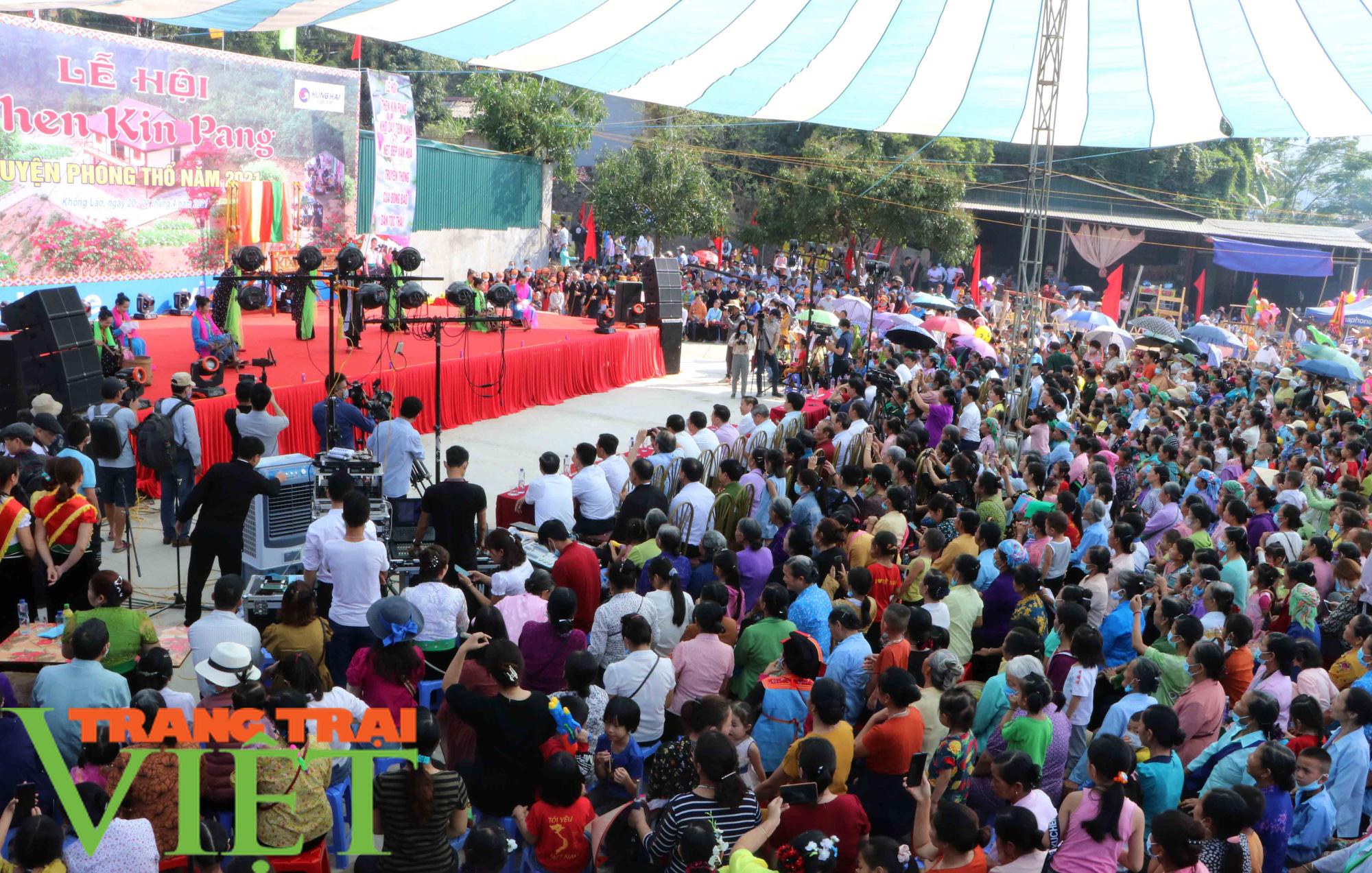 Lễ hội Then Kin Pang – Linh hồn của người dân tộc Thái Trắng - Ảnh 3.