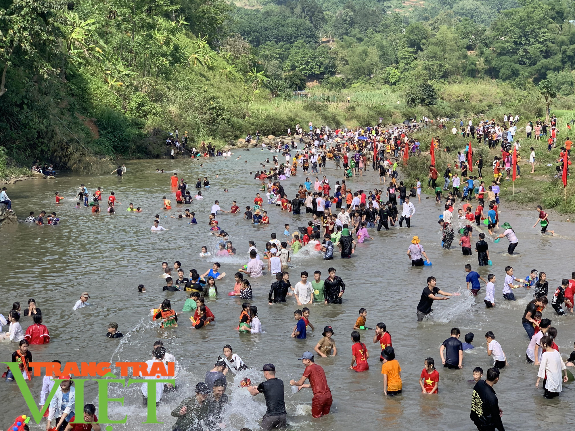 Lễ hội Then Kin Pang – Linh hồn của người dân tộc Thái Trắng - Ảnh 1.