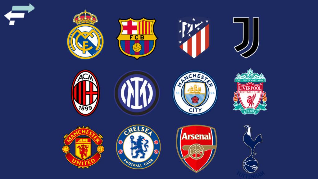 CHÍNH THỨC: Ý tưởng siêu giải đấu European Super League bị hủy bỏ - Ảnh 1.