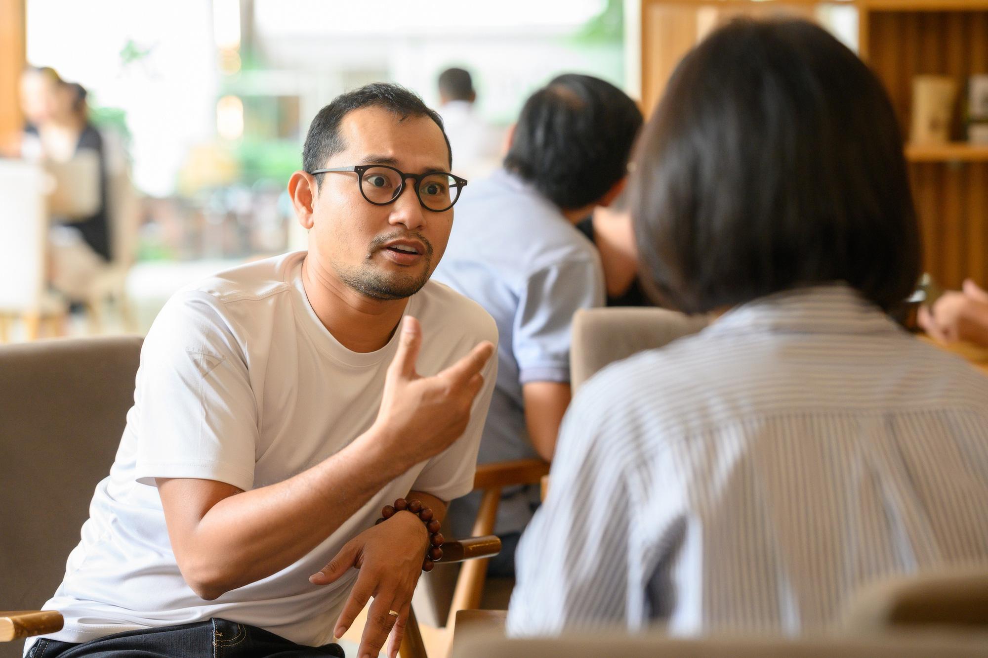"""Huỳnh Đông: Nếu được, tôi xin anh Lý Hải làm lại toàn bộ """"Lật mặt: 48h"""" - Ảnh 3."""