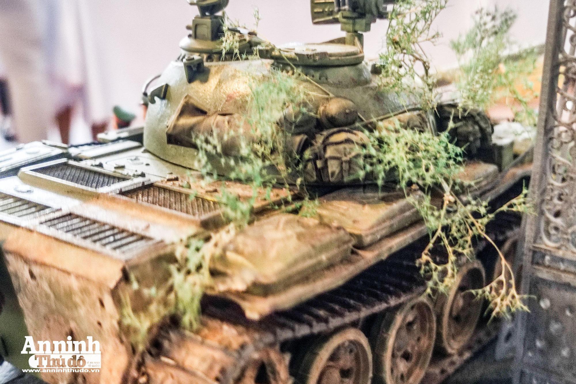 Những khí tài quân sự được tái hiện lại, mang theo bao ký ức hào hùng ở Hà Nội - Ảnh 6.